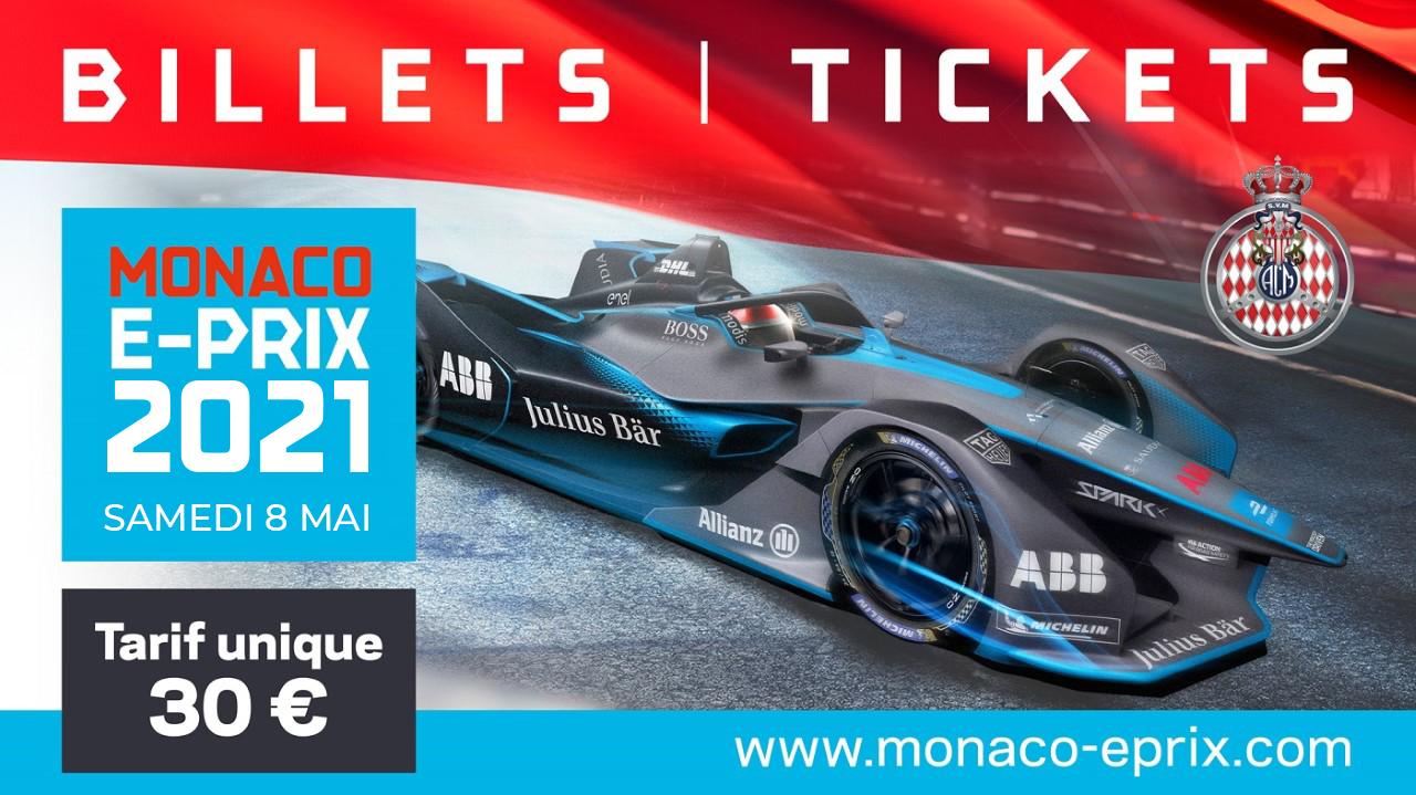 Monaco E-PRIX 2021