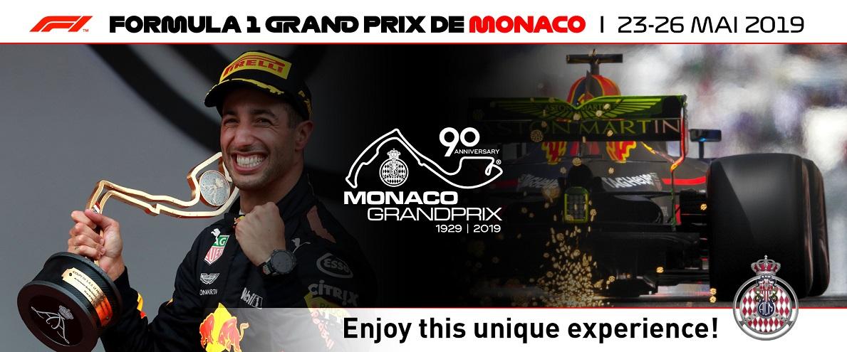 Monaco GP 2019